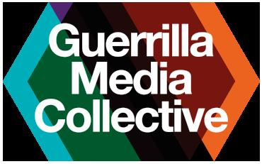 Guerrilla Media Collective logo